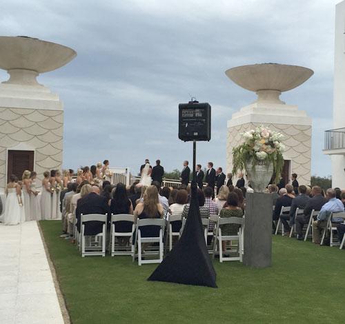 Beach Ceremonies Wedding Entertainment | Wedding Music Performer
