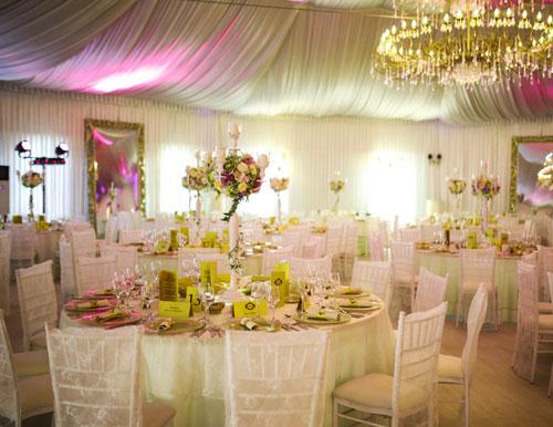 Audio Visual For Wedding Receptions