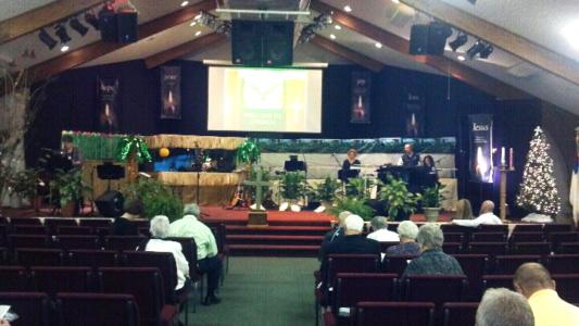 Church Retreat Audio Visual AV