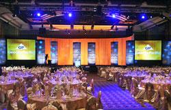 Hotel AV for conference
