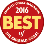 Voted Best 2016 by Emerald Coast Magazine