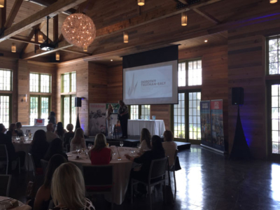 Audio Visual projectors screens for Corporate Meetings